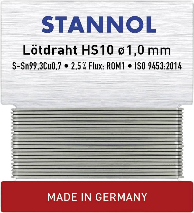 Legierung: S-Sn99Cu1 Ø1mm Bleifreies Lötzinn 250g 1Kg = 87,60 €