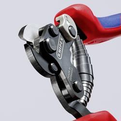 Nožnice na drôtená lanka Knipex 95 62 160 TC, 160 mm