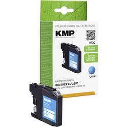 Kompatibilná náplň do tlačiarne KMP B73C 1536,4003, zelenomodrá
