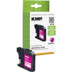 Kompatibilná náplň do tlačiarne KMP B73M 1536,4006, purpurová
