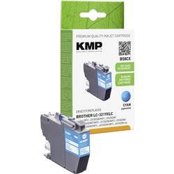 Kompatibilná náplň do tlačiarne KMP B58CX 1538,4003, zelenomodrá