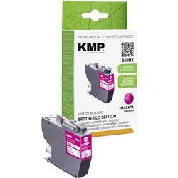 Kompatibilná náplň do tlačiarne KMP B58MX 1538,4006, purpurová