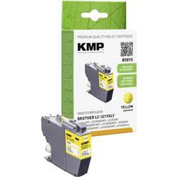 Kompatibilná náplň do tlačiarne KMP B58YX 1538,4009, žltá