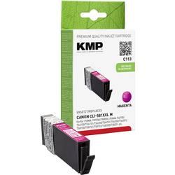 Kompatibilná náplň do tlačiarne KMP C113 1578,0206, purpurová