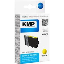Kompatibilná náplň do tlačiarne KMP H176YX 1757,0009, žltá