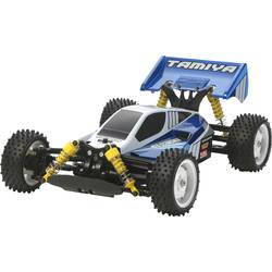 Tamiya NeoScorcher 1st Try Brushed 1:10 RC Modellauto Elektro Buggy Allradantrieb (4WD) Bausatz Teil-Vormontiert*