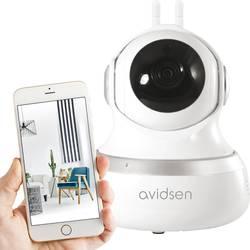 Image of Avidsen 123982 WLAN IP Überwachungskamera 1280 x 720 Pixel