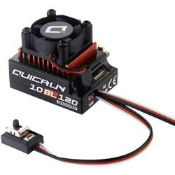 Image of Hobbywing QuicRun 10BL120 120A Automodell Brushless Fahrtregler Belastbarkeit (max.): 760 A