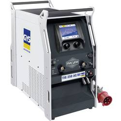 TIG zváračka na hlliník a nerez GYS TIG 250 AC/DC 012301, 10 - 250 A