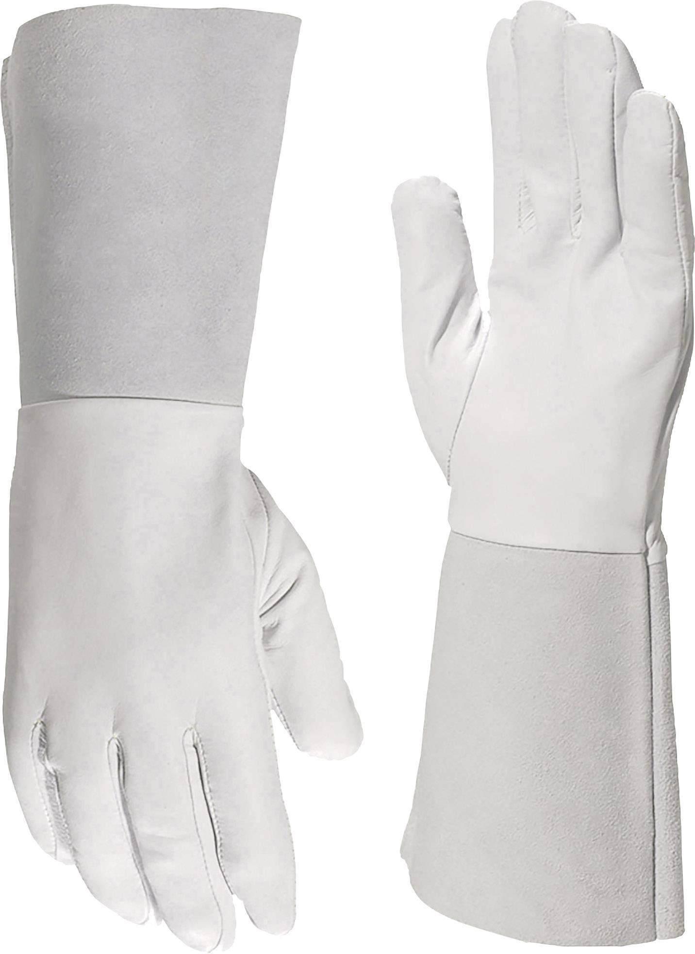 """1 Paar Schweißerhandschuhe /""""MAX/"""" Größe 11 aus Spaltleder #"""