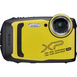 Digitálny fotoaparát Fujifilm FinePix XP140, 16.4 Megapixel, Zoom (optický): 5 x, žltá, čierna