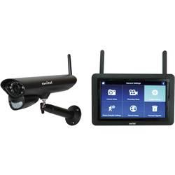Sada bezpečnostné kamery Switel HSIP5700, max. dosah 150 m