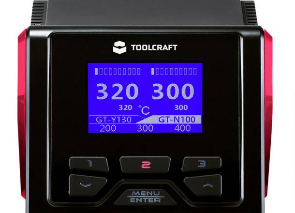 TOOLCRAFT TPS-200