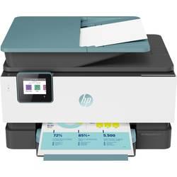 Farebná atramentová multifunkčná tlačiareň HP OfficeJet Pro 9015 All-in-One Oasis, A4, LAN, Wi-Fi, duplexná, duplexná ADF