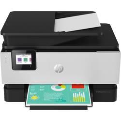 Farebná atramentová multifunkčná tlačiareň HP Officejet Pro 9019 All-in-One Premium Aluminium, A4, LAN, Wi-Fi, duplexná, duplexná ADF