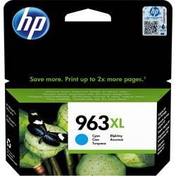 Náplň do tlačiarne HP 963 XL 3JA27AE, zelenomodrá