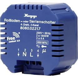 Prijímač Kopp Free Control Free Control 3.0 808002217, 2-kanálová