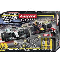 Autodráha, štartovacia sada Carrera 20062484, Druh autodráhy GO!!!