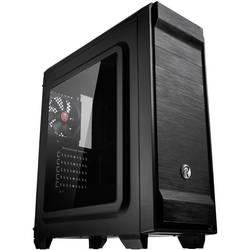 PC skrinka, herné puzdro midi tower Raijintek ARCADIA II, čierna
