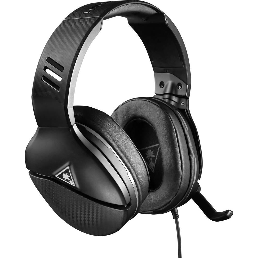 Turtle Beach Recon 200 mobiele hoofdtelefoon Stereofonisch Hoofdband Zwart Bedraad