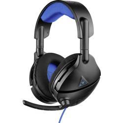 Turtle Beach Stealth 300 herný headset jack 3,5 mm, bezdrôtový 2,4 GHz káblový, bezdrôtový cez uši čierna, modrá
