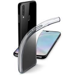 Zadný kryt na mobil Cellularline SELFIECP30LT, vhodný pre: Huawei P30 Lite, priehľadná