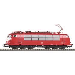 H0 elektrická lokomotíva, model orientovať červenú, Piko H0 51685