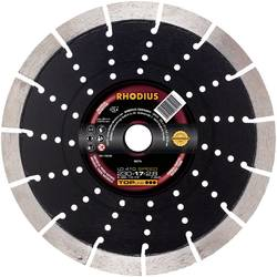 Diamantový rezací kotúč Rhodius LD410 SPEED 125 x 13,0 x 2,4 x 22,23 mm Rhodius 303713, Ø 125 mm, 1 ks