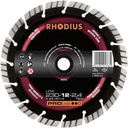 Diamantový rezný kotúč Rhodius 303160, Ø 115 mm, 1 ks