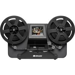 Filmový skener, Braun Germany NovoScan Super 8 - Normal 8, N/A