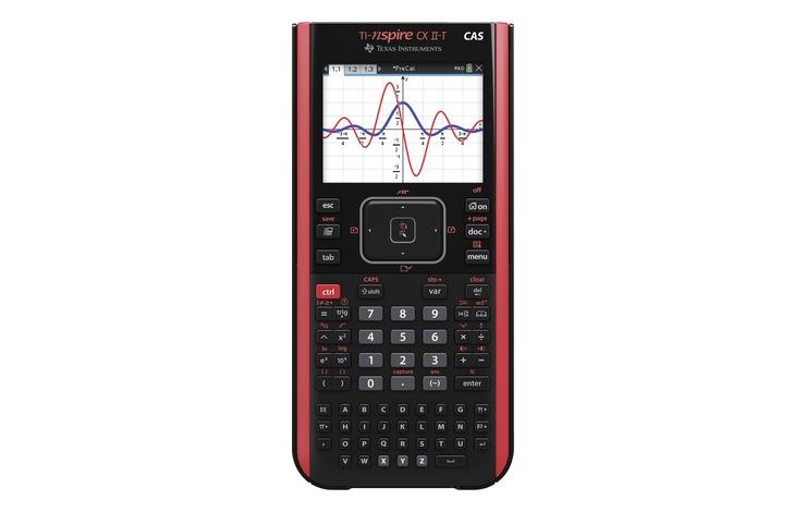 TI-NSpire™ CX II-T CAS Grafikrechner »