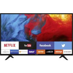 Image of Dyon Smart 32 Pro LED-TV 80 cm 31.5 Zoll EEK A+ (A++ - E) DVB-T2, DVB-C, DVB-S, HD ready, Smart TV, WLAN, CI+ Schwarz
