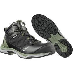 Bezpečnostná obuv ESD (antistatická) S3 Albatros ULTRATRAIL OLIVE CTX MID 636220-40, veľ.: 40, čierna, olivová, 1 pár