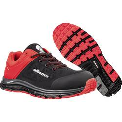 Bezpečnostná obuv ESD (antistatická) S1P Albatros LIFT RED IMPULSE LOW 646600-43, veľ.: 43, čierna, červená, 1 pár