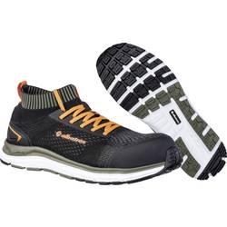 Bezpečnostná obuv ESD (antistatická) S1P Albatros ULTIMATE IMPULSE OLIVE LOW 646730-45, veľ.: 45, čierna, olivová, oranžová, 1 pár