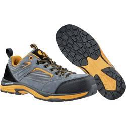 Bezpečnostná obuv ESD (antistatická) S1P Albatros WORKOUT LOW 646240-45, veľ.: 45, sivá, oranžová, 1 pár