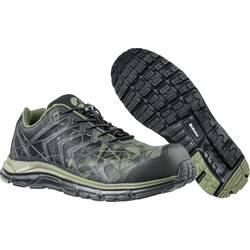 Bezpečnostná obuv ESD (antistatická) S1P Albatros 646650-43, veľ.: 43, čierna, olivová, 1 pár
