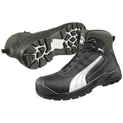 Bezpečnostná obuv S3 PUMA Safety Cascades Mid 630210-39, veľ.: 39, čierna, 1 pár