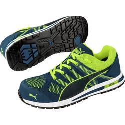 Bezpečnostná obuv S1P PUMA Safety Elevate Knit Green Low 643170-43, veľ.: 43, zelená, žltá, 1 pár