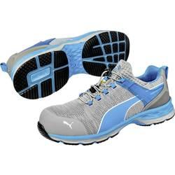 Bezpečnostná obuv ESD (antistatická) S1P PUMA Safety XCITE GREY LOW 643860-41, veľ.: 41, sivá, modrá, 1 pár