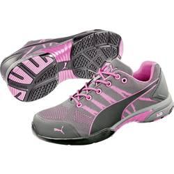 Bezpečnostná obuv S1 PUMA Safety Celerity Knit Pink 642910-39, veľ.: 39, sivá, ružová, 1 pár