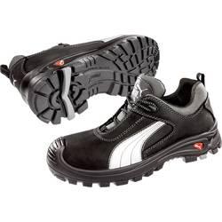 Bezpečnostná obuv S3 PUMA Safety Cascades Low 640720-40, veľ.: 40, čierna, biela, 1 pár