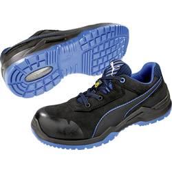 Bezpečnostná obuv ESD (antistatická) S3 PUMA Safety Argon Blue Low 644220-49, veľ.: 49, čierna, modrá, 1 pár