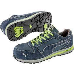 Bezpečnostná obuv S1P PUMA Safety Airtwist Low 643040-45, veľ.: 45, modrá, zelená, 1 pár