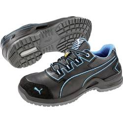 Bezpečnostná obuv ESD (antistatická) S3 PUMA Safety Niobe Blue Wns Low 644120-36, veľ.: 36, čierna, modrá, 1 pár