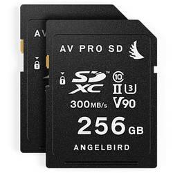 SDXC karta, 256 GB, Angelbird Match Pack for Panasonic EVA1, Class 10, UHS-Class 3, UHS-II, v90 Video Speed Class