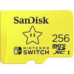 Pamäťová karta micro SDXC, 256 GB, SanDisk Extreme Nintendo Switch™, UHS-I, UHS-Class 3, vhodné pre Nintendo Switch ™