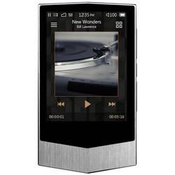MP3 prehrávač Cowon Plenue V, 64 GB, strieborná