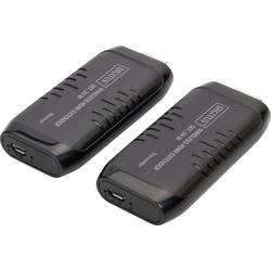 HDMI bezdrôtový prenos (sada) Digitus DS-55309, 30 m, HD audio, integrovaný LED ukazovateľ