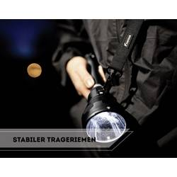 LED vreckové svietidlo (baterka) Favour Protech T2617 270FAHANDT2617, 725 g, napájanie z akumulátora, čierna